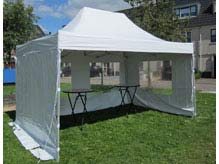Partytent 3x4.5
